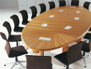How present  is the customer in your boardroom discussions?