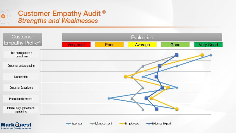 Customer Empathy Audit